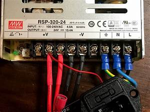 Alternate Power Supply - Meanwell Rsp-320-24