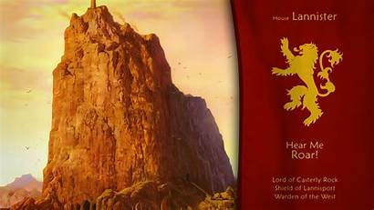 Lannister Thrones Sigils Desktop Wallpapers