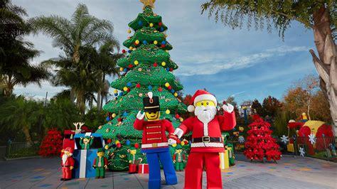 christmas trees irvine santa claus is coming to san diego park inn
