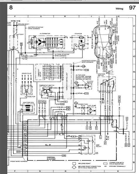 porsche 944 wiring diagram pdf 1986 porsche 944 6 cyl turbo cranks no start no spark no