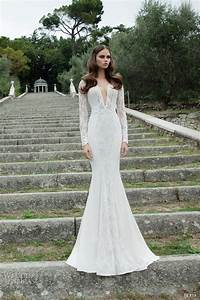 Berta bridal winter 2014 long sleeve wedding dresses for Long sleeve winter wedding dresses