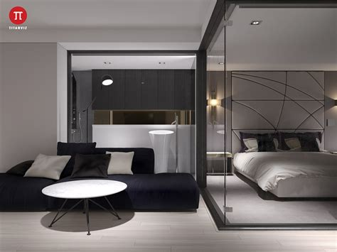 minimalist monochromatic homes  modern lighting