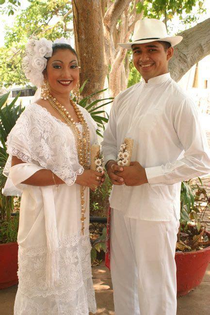 huipil yucateco de novia Google Search Vestidos