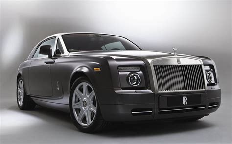 Rolls Royce Car :  Rolls Royce Phantom Coupe Car Wallpapers