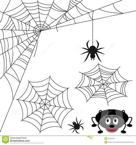 positionnement de toile d araign 233 e photo libre de droits image 21265105