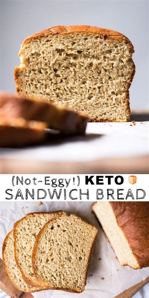 It is obvious and obvious that a bread maker is created to make bread easy at home. (Not Eggy!) Gluten Free & Keto Bread With Yeast #keto #glutenfree #grainfree #bread #lowcarb ...