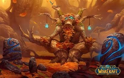 Warcraft Druid Wallpapers Wow Desktop Backgrounds Fantasy
