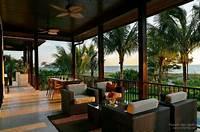 great tropical patio design ideas Дизайн веранды загородного дома | Красивый интерьер на фото