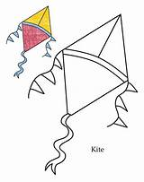 Kite Coloring Diamond Clipart Pages Kites Objects Shapes Drawing Preschool Level Cliparts Colouring Printable Clipartpanda Panda Clipartmag Clip Getdrawings Terms sketch template