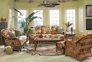 Finding Wicker's Place In Colonial American Decor Blog