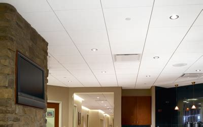 acoustic ceilings  interiors