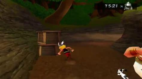asterix obelix xxl ps walkthrough part  youtube