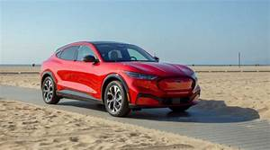 2021 Ford Mustang Mach-E first drive: Ford is not horsing around with electric SUV ...