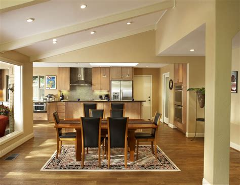 home interior remodeling creating an open floor plan dallas servant remodeling