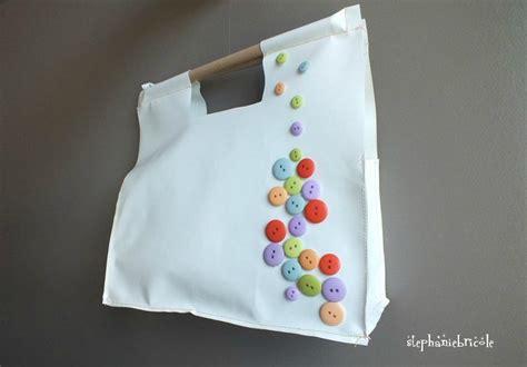 tuto sac faire un sac shopping en toile cir 233 e st 233 phanie bricole