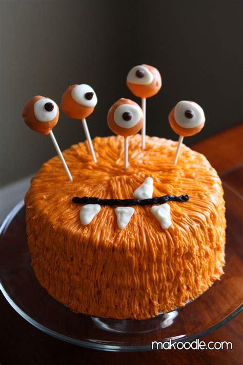 30 Spooky Halloween Cakes  Recipes For Easy Halloween