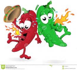 Hot Chili Pepper Clip Art Free