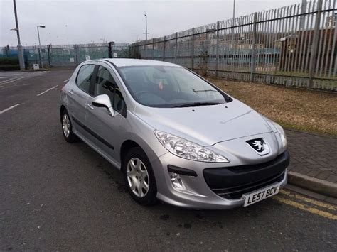 Peugeot 308 Price by 2nd Price Reduction Peugeot 308 Silver For Sale In