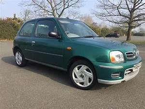 Nissan Micra 2001 : nissan micra 1 0 s 3 door green 2001 full mot wolverhampton dudley ~ Gottalentnigeria.com Avis de Voitures