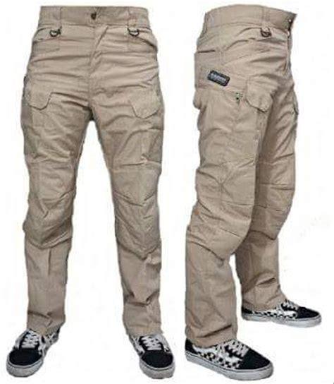 jual celana cargo pdl tactical blackhawk hitam limited and best seller di lapak gaga shop