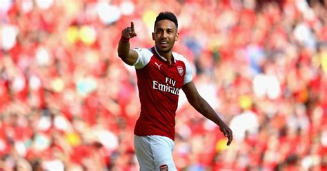 Stats Reveal Why Wenger's Pierre-Emerick Aubameyang ...
