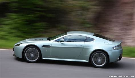 aston martin  vantage north american launch video