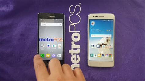 Lg Aristo Vs Samsung On5 (comparison ) For Metropcs