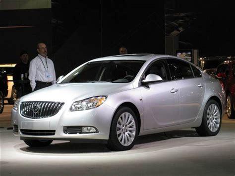 New Buick Sedan by Buick Unveils All New Regal Sport Sedan Autos Ca