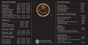Starbucks Menu | www.pixshark.com - Images Galleries With ...