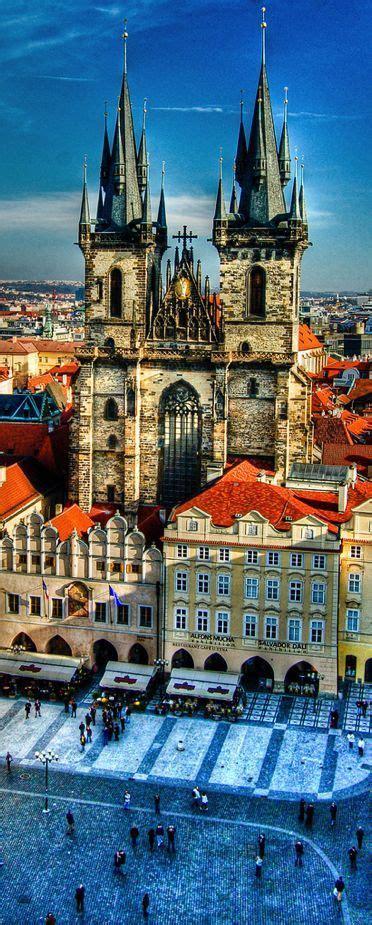 Prague Czech Republic Creative Travel Spot
