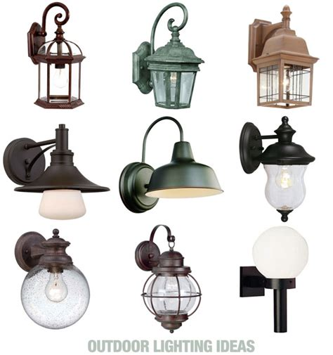 lighting home depot outdoor lighting ideas for your front porch in outdoor