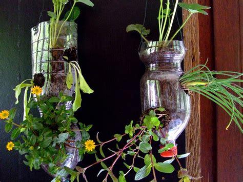 pflanzen bewässern pet flaschen minig 228 rtchen in der pet flasche frankfurter beete