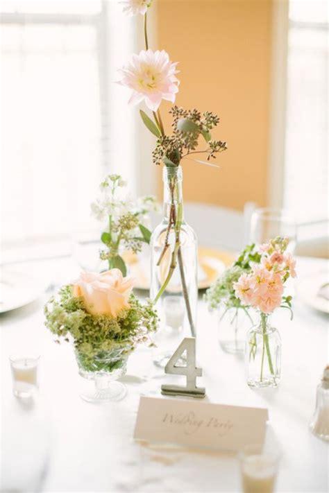 lovely summer wedding centerpieces inspirations