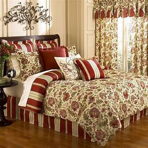 Waverly, Imperial, Dress, Brick, Bedding, Collection