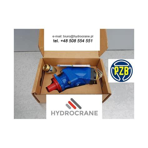 pompa tloczkowa lamana  litry hydrocrane