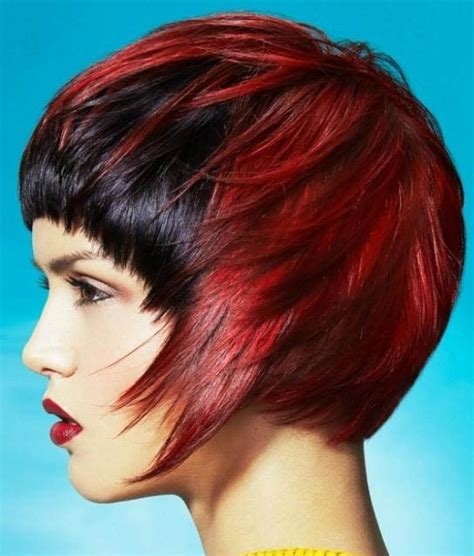 two toned hair the latest trends in women s hairstyles