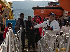 EU Migrant Rescue Mission Benefits People Smugglers