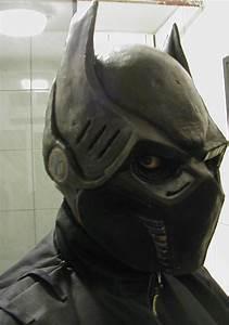BATMAN BATTLE MASK by lionback on DeviantArt