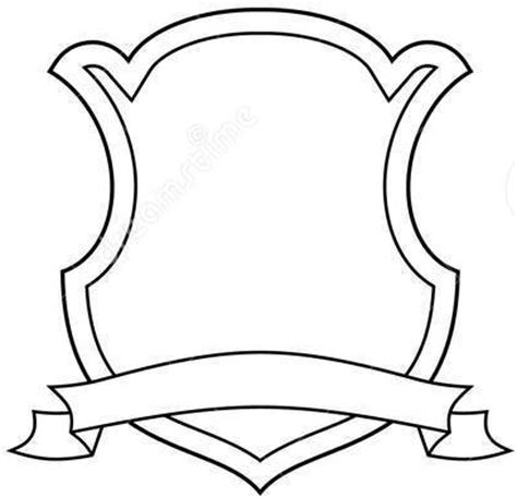 family crest template mr mintart personal coat of arms project