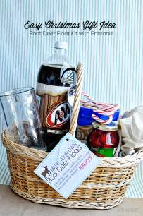Cute Christmas Gift Basket
