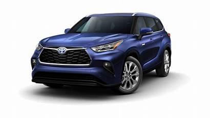 Highlander Hybrid Toyota Limited Platinum Vs Xle