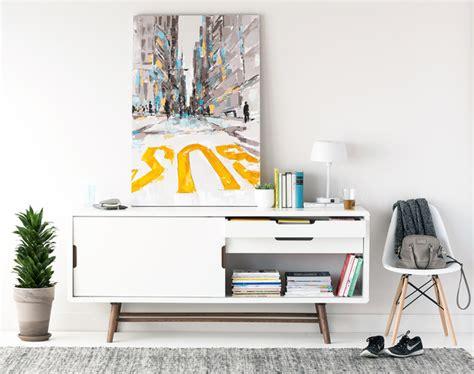 sideboard look 2 scandinavian living room montreal by structube