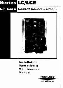 Peerless Boiler Manual L0308199
