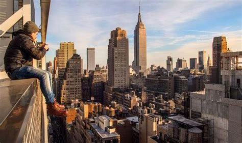 Daredevil Rooftop Photographer Darkcyanide Captures New