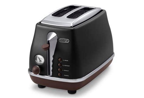 toaster mit integriertem brötchenaufsatz de longhi toaster icona vintage 187 ctov 2103 bk 171 im retro look mit br 246 tchenaufsatz 900 watt
