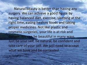 Beauty argumentative essay