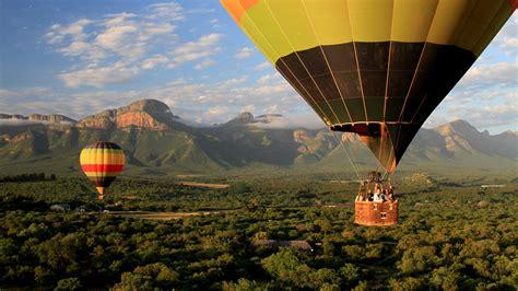 Hot air balloon safari | Kruger | Ngala | Sabi | andBeyond