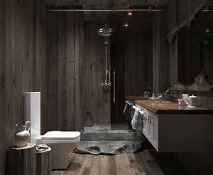 style campagne chic moderne 24 interieurs design With salle de bain style campagne