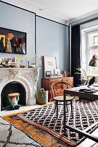 decordemon: Bohemian apartment in New York