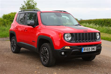 Review Jeep Renegade by Jeep Renegade 4x4 Review 2015 Parkers